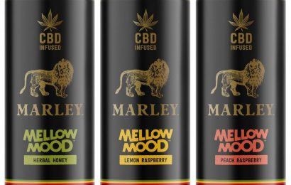 New Age Beverages to Develop and Distribute Marley Branded CBD-Infused Drinks