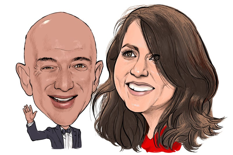 MacKenzie Bezos Knows Just What To Do With Her Fortune