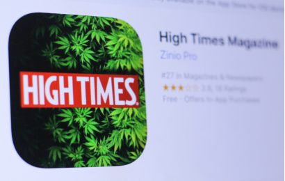 High Times Magazine is Coming to Wall Street