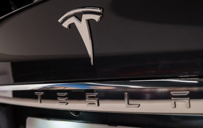 Tesla Stock Dips After Musk's Bitcoin Red Herring